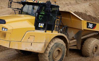 Earthmoving Equipment: Articulated Trucks