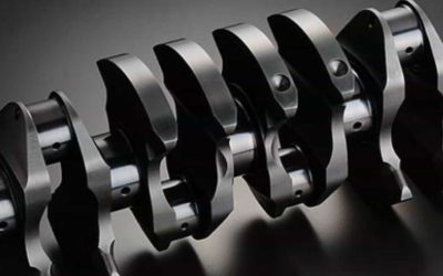 Why is a crankshaft not straight?