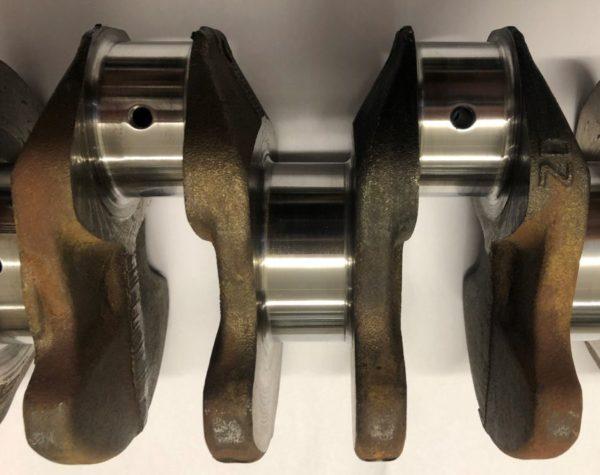 Pre-Owned NISSAN ZD30 Crankshaft
