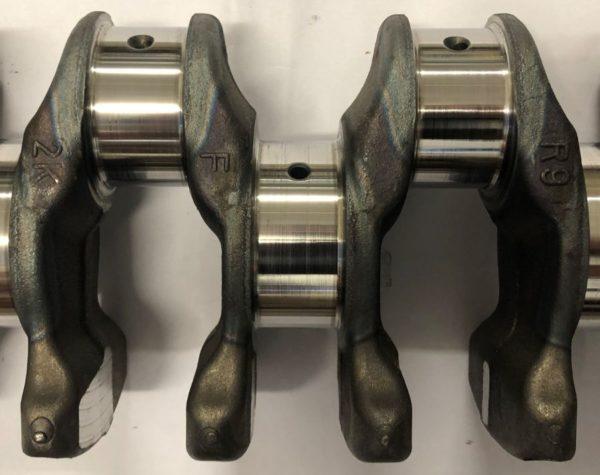 Pre-Owned TOYOTA 2KD Crankshaft