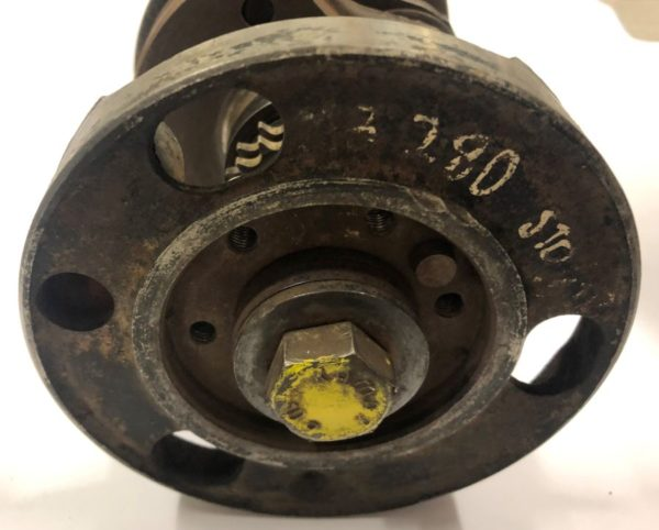 Pre-Owned Mercedes-Benz 280 - With harmonising balance weight Crankshaft