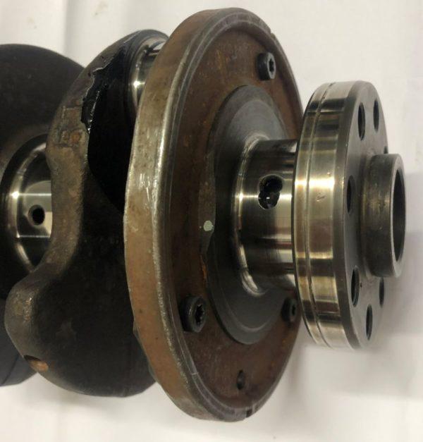 Pre-Owned Isuzu 4EE1 Crankshaft