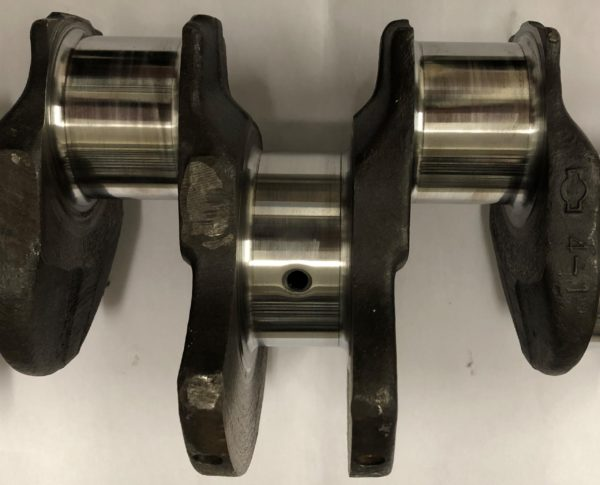 Pre-Owned NISSAN ED30 Crankshaft