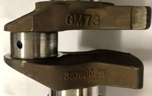 Pre-Owned Chev. 4.1L Crankshaft