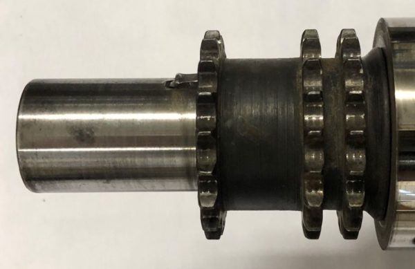 Pre-Owned Mercedes Benz M117 V8-Casting-1170312101 Crankshaft