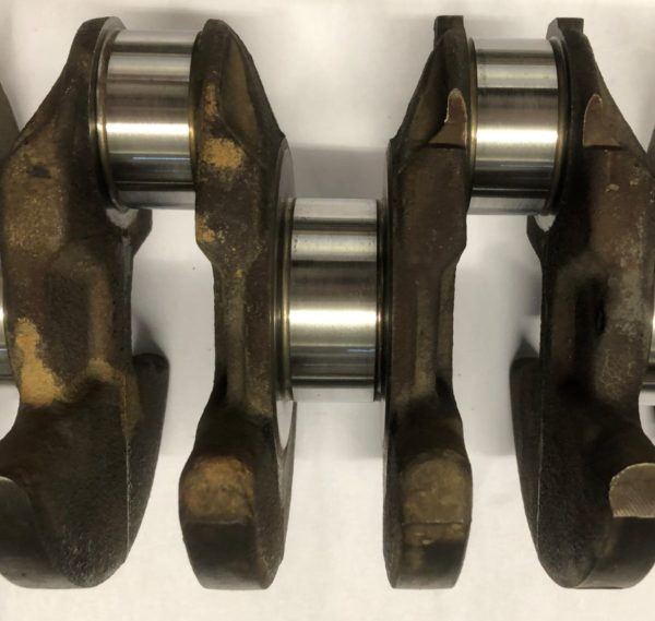 Pre-Owned Chrysler Voyager-Tone Wheel Front Crankshaft