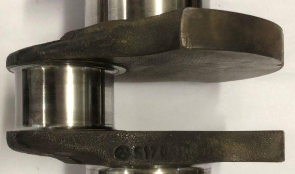Pre-Owned Mercedes-Benz 300D OM617 Crankshaft