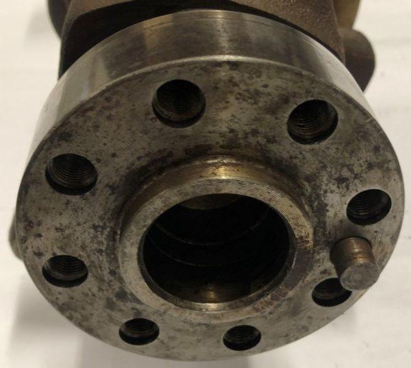 Pre-Owned Mercedes-Benz 2.4 C240 Petrol V6-Casting-R11203 Crankshaft