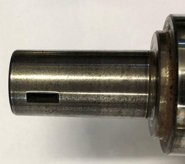 Pre-Owned Mercedes-Benz 2.4 C240-Petrol V6-Casting-R11203 Crankshaft